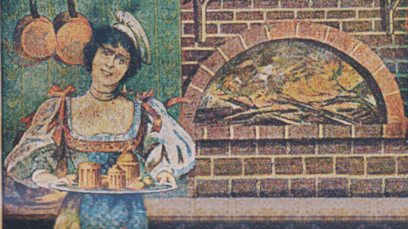 From the cover of PATISSIERE DES PETITS MENAGES