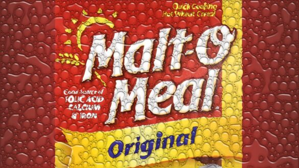 Lumpy Malt-O-Meal