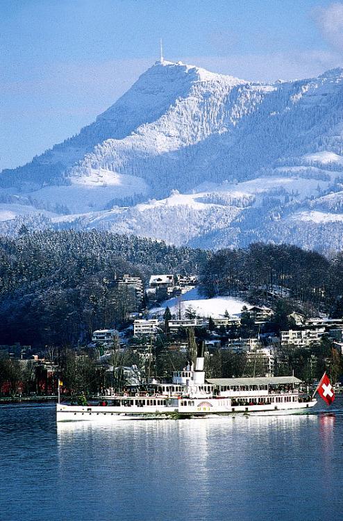 Rigi, Queen of Mountains