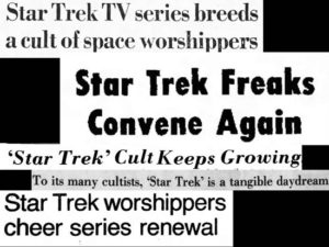 How the newspapers of the time saw the Star Trek revival