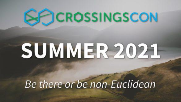 CrossingsCon 2021 splash page