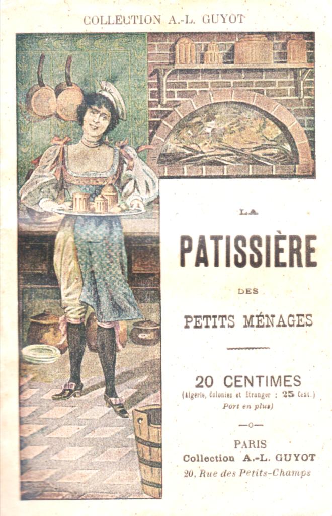 Cover of LA PATISSIÈRE DES PETITS MENAGES