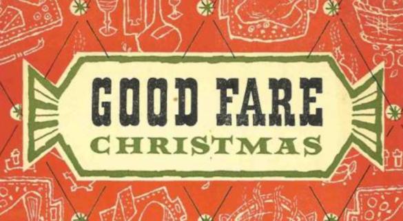 Good Fare Christmas cover