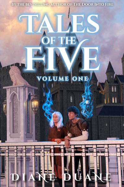 Tales of the Five, Volume 1 cover